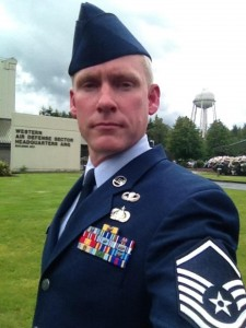 MSgt. Theodore Sopher, June 2012